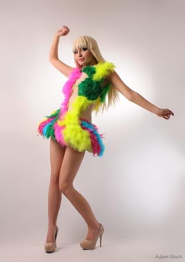 Modelki Hostessy Fordanserki